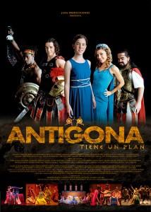 Antígona tiene un plan, Jana producciones