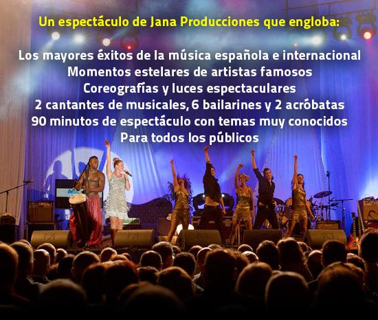 Music Show. Jana Producciones