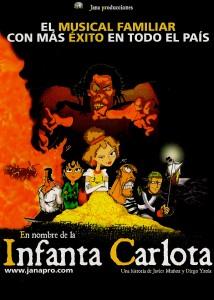 En nombre de la Infanta Carlota, Jana Producciones