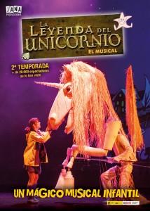 La leyenda del Unicornio, Jana Producciones