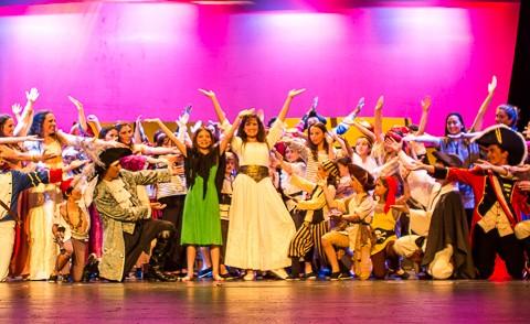 ¡Jana Junior deslumbra con el musical Infanta Carlota!