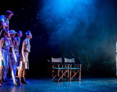Adán y Eva en Broadway muy pronto en Barcelona