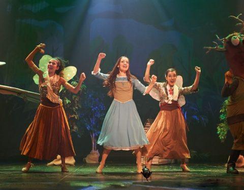 Regresa la magia de La Bella Durmiente, el musical