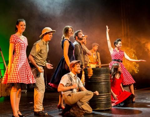 ¡Adán y Eva en Broadway aterriza en Burgos!