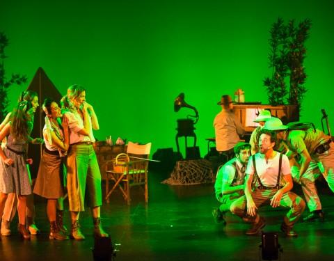 Próximas actuaciones de Adán y Eva en Broadway