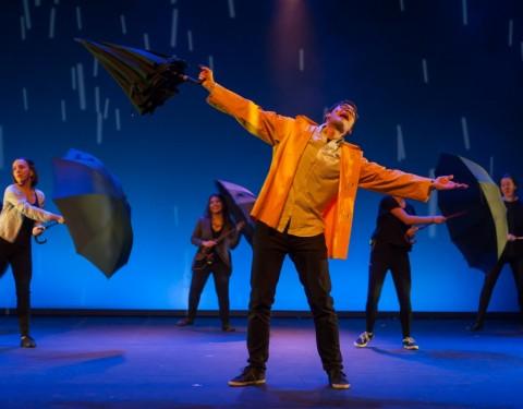 Singing in the Rain, en Pamplona